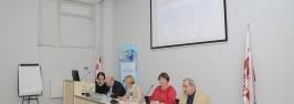 სემინარი ერთობლივი საერთაშორისო პროგრამების განვითარების შესახებ