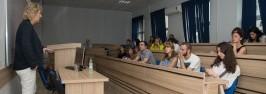 აბრეშუმის გზის პროგრამის ხელმძღვანელის საჯარო ლექცია