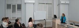 პროფესორ დონა ფარინას მოხსენება
