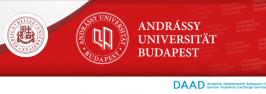  D AAD -ის სამაგისტრო სტიპენდიები გერმანულენოვანი სტუდენტებისთვის ბუდაპეშტის ანდრაშის უნივერსიტეტში