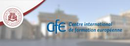 "CIFE-ის სასტიპენდიო პროგრამა დოქტორანტებისთვის - ,,ევროკავშირი, ცენტრალური აზია და კავკასია საერთაშორისო სისტემაში"" (EUCACIS)"