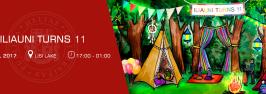 ILIAUNI BIRTHDAY PARTY – JUNE 10, LISI LAKE