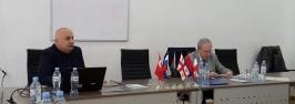 """III საერთაშორისო კონფერენცია """"პოლიტიკა კავკასიის ირგვლივ"""""""