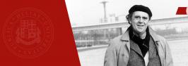 """ილიაუნის ლიტერატურულ კლუბში: ლევან ცაგარლის ლექცია – """"ჰაინრიჰ ბიოლი დღეს"""""""