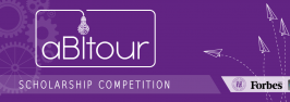 JOINT SCHOLARSHIP COMPETITION BY FORBES AND ILIAUNI - ABITOUR