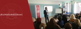ტრენინგი რუსთაველი პედაგოგებისთვის – ილიაუნის სასკოლო განათლების მხარდაჭერის პროგრამა