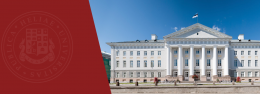 INTERNATIONAL SUMMER UNIVERSITY PROGRAMMES, UNIVERSITY OF TARTU