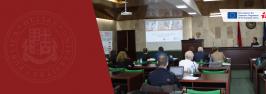 Kick-Off meeting of ERASMUS + project (PRINTeL)
