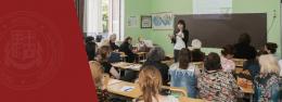 ტრენინგი ფოთელი პედაგოგებისათვის – ილიაუნის სასკოლო განათლების მხარდაჭერის პროგრამა