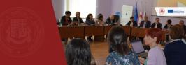 """პროექტის """"აკადემიური კეთილსინდისიერება ხარისხიანი სწავლისა და სწავლებისთვის ქართულ უმაღლეს საგანმანათლებლო დაწესებულებებში (INTEGRITY)"""" ფარგლებში ტრენერთა გადამზადება"""