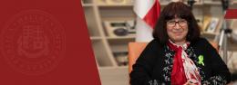 ISU Professor Jana Javakhishvili Elected President of the European Society for Traumatic Stress Studies