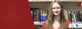 Kristine Margvelashvili appointed as rep. of the LHIDP doctoral students