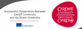 Successful Cooperation Between Cardiff University and Ilia State University
