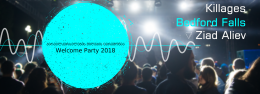 WELCOME PARTY 2018
