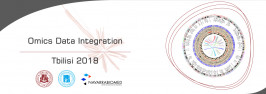 Omics Data Integration – Tbilisi 2018