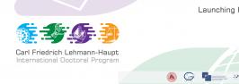 Presentation of Carl Friedrich Lehmann-Haupt International Doctoral Program