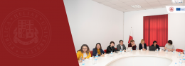 Academic Integrity for Quality Teaching and Learning in Higher Education Institutions in Georgia (INTEGRITY) - Project Monitoring visit at ISU