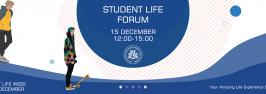 Student Life Forum