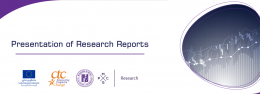 Presentation of Research Reports
