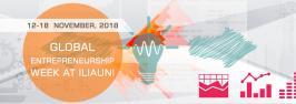 Global Entrepreneurship Week 2018