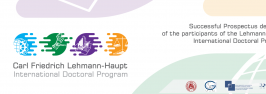 Successful Prospectus defenses of the participants of the Lehmann-Haupt International Doctoral Program