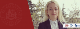 Tinatin Dvalishvili, Ph.D. selected as holder of the Young Researcher Grant 2019
