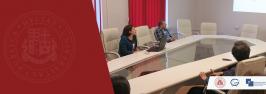 Eka Gurgenashvili's Presentation at the Doctoral Forum