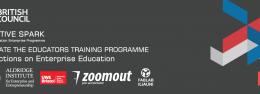Educate the Educators Training Programme Reflections on Enterprise Education