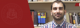 Gocha Golubiani appointed as representative of the LHIDP doctoral students