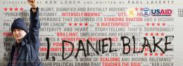 """ფილმის """"მე, დენიელ ბლეიკი"""" ჩვენება და დისკუსია"""