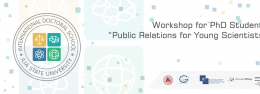 The Importance of Public Relations for Young Scientists: Training Course for Doctoral Students by Thomas Richter