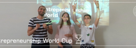 Entrepreneurship World Cup-ის გამარჯვებული ილიაუნის ჯგუფი გახდა