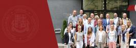 International Staff Week at Ilia State University