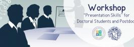 """Workshop """"Presentation Skills"""" for Doctoral Students and Postdocs"""