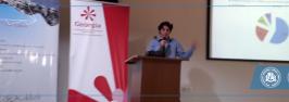 ილიაუნის პროექტ TourMODE-ის მონაწილე ლუკა ბაბუნაძის პირველი ადგილი ტურიზმის კონფერენციაში