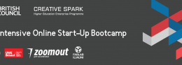 An Intensive Online Start-Up Bootcamp