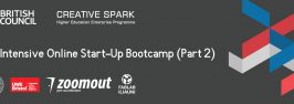An Intensive Online Start-Up Bootcamp (Part 2)