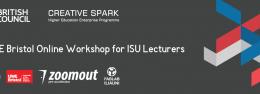 UWE Bristol Online Workshop for ISU Lecturers