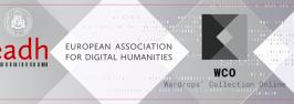 """ევროპის დიგიტალური ჰუმანიტარიის ასოციაციამ პირველი ქართული პროექტი """"უორდროპების ონლაინკოლექცია"""" (WCO) გამოაქვეყნა"""