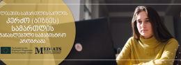 ილიაუნის სამართლის სკოლის კერძო (ბიზნეს) სამართლის განახლებული სამაგისტრო პროგრამა