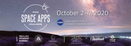 NASA SPACE APPS CHALLENGE 2020 to be Held Online