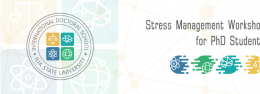Stress Management Workshop for PhD Students