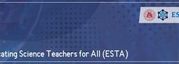 Educating Science Teachers for All (ESTA)