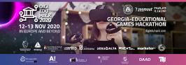 საგანმანათლებლო თამაშების ჰაკათონი Georgia - Educational Games Hackathon