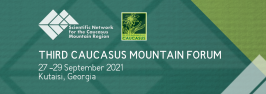 Caucasus Mountain Forum 2021