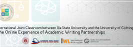 International Joint Classroom between Ilia State University and the University of Göttingen: The Online Experience of Academic Writing Partnerships