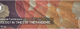 "International Conference ""Sociology in the Pandemic"""