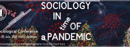8th Sociological Conference, 24- 25 July 2021 Tbilisi /Georgia