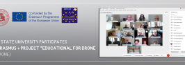 Project EDUCATIONAL FOR DRONE Consortium Meeting