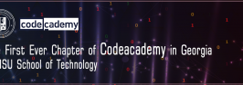 The First-Ever Chapter of Codeacademy in Georgia at ISU School of Technology